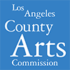 Los Angeles County Arts Commission logo