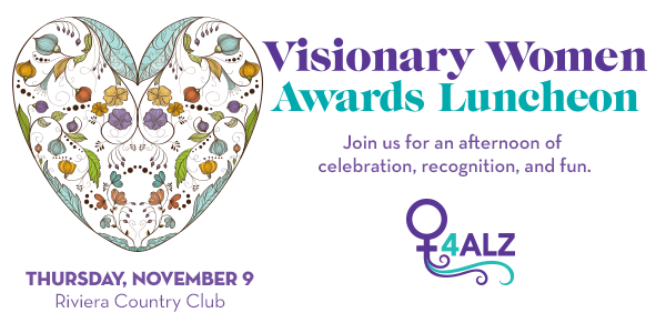 Visionary Women's Award Luncheon
