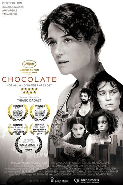 Chocolate - film poster