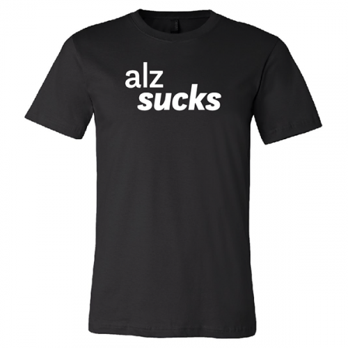 ALZ sucks shirt