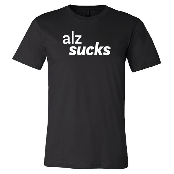 ALZ sucks shirt