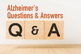 Alzheimer's Questions and Answers @ Cerritos Senior Center | Cerritos | California | United States