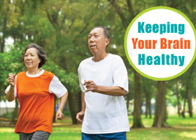 Keeping Your Brain Healthy @ Griffith Park Adult Community Club | Los Angeles | California | United States