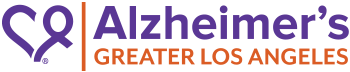 Alzheimer's Greater Los Angeles Logo