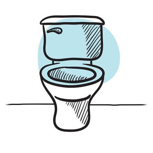 トイレの問題