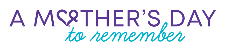 A Mother's Day to Remember contest logo