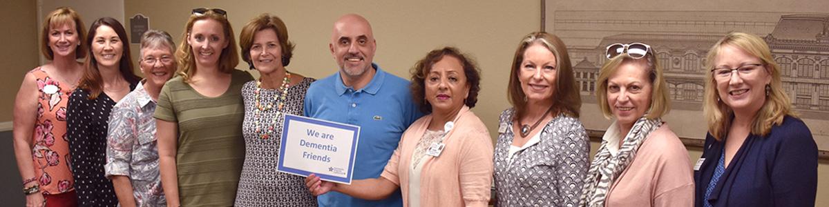 Dementia Friendly Montrose Action Team