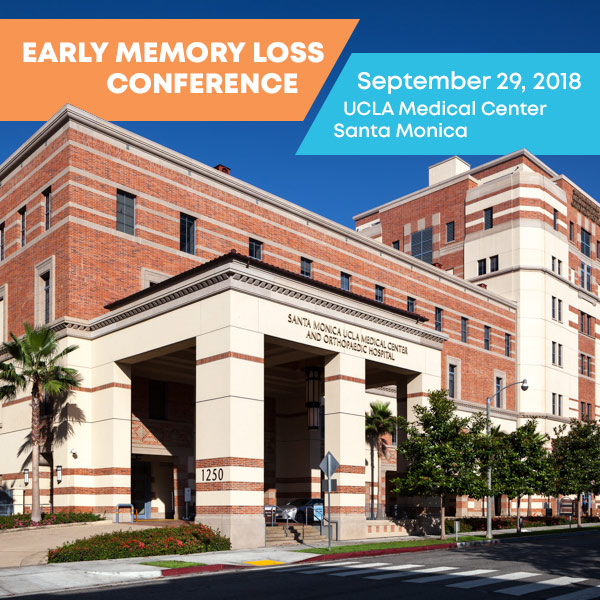 Early memory Loss Conference 09-2018