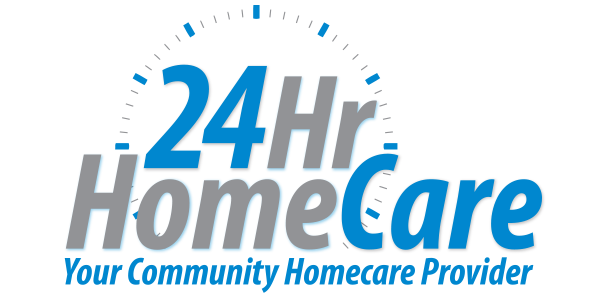 24Hr HomeCare logo