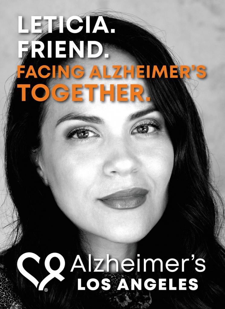 Facing Alzheimer's Together - Leticia