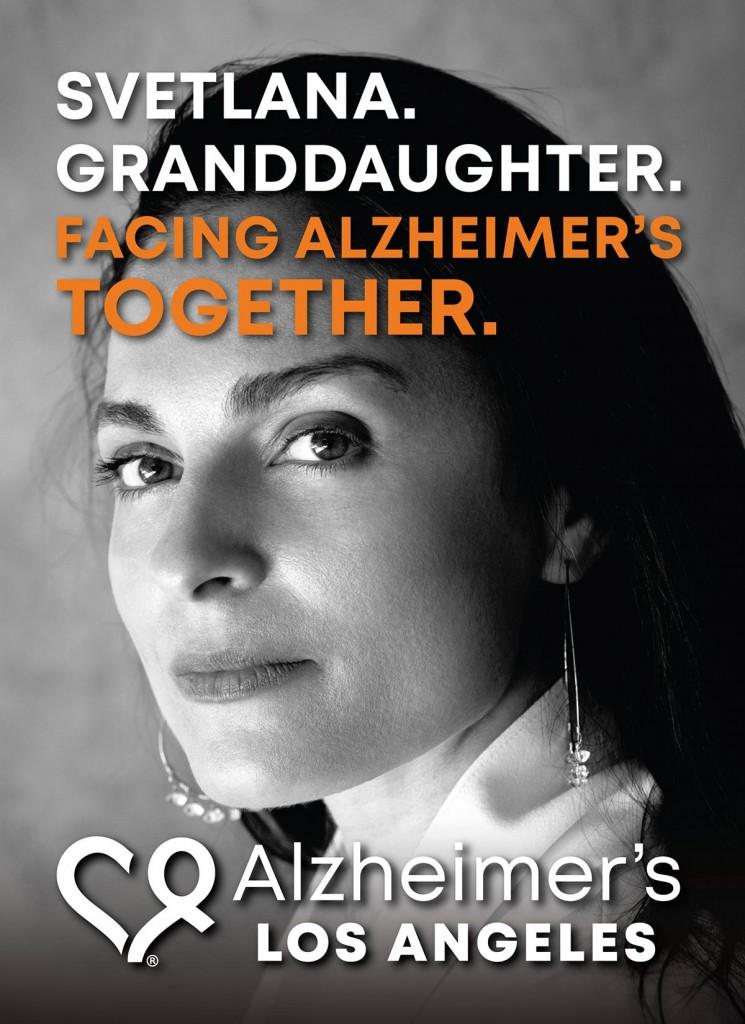 Facing Alzheimer's Together - Svetlana