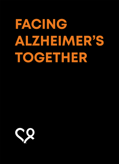 Facing Alzheimer's together title image