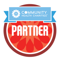 Community Health Charities Partner seal