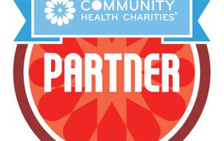Community Health Charities Partner seal