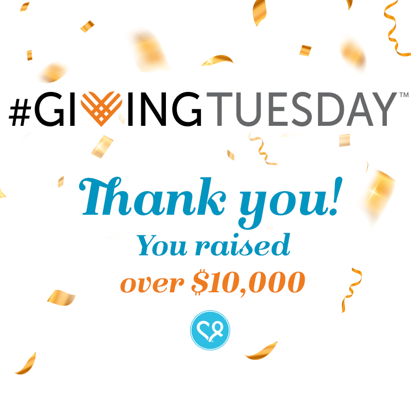 #GivingTuesday thank you