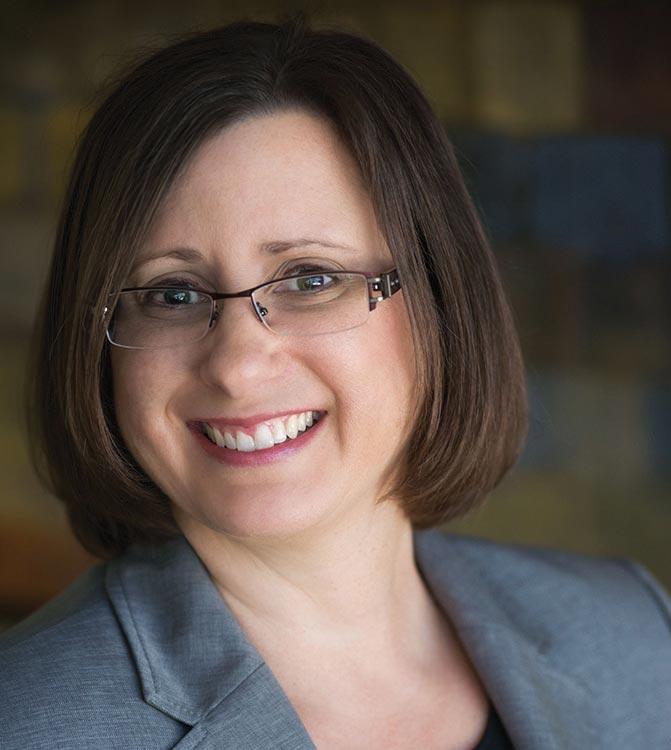 Heather Cooper Ortner, CEO Alzheimer's LA