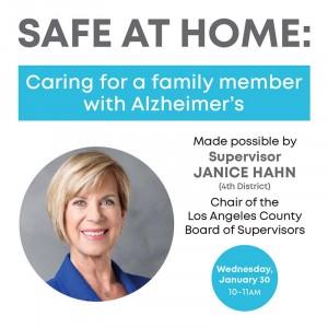 Safe at Home @ Wilmington Senior Center | Los Angeles | California | United States