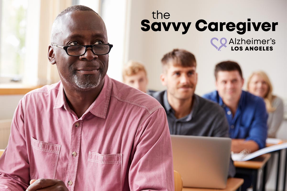 The Savvy Caregiver