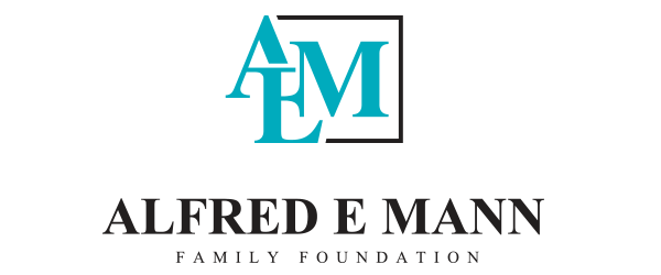 Alfred E. Mann Family Foundation logo