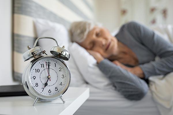 brain health: sleep