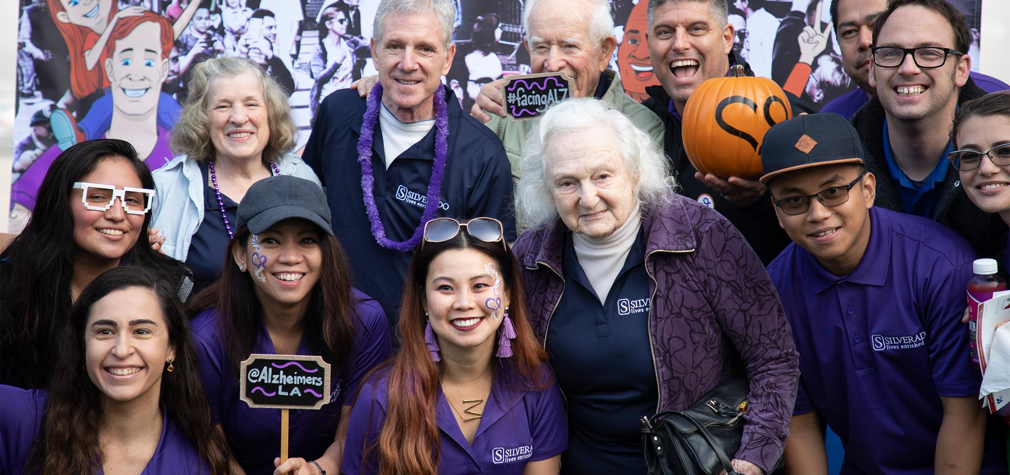 walk4ALZ® LA 2019 - Silverado Beverly Place