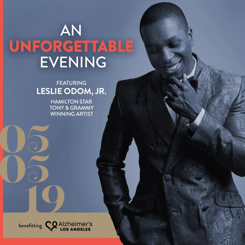 An Unforgettable Evening 2019