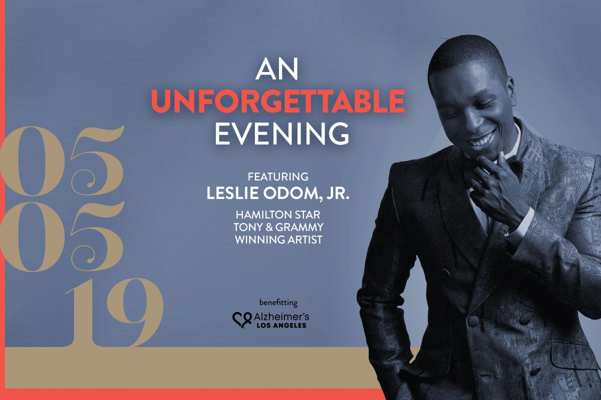 An Unforgettable Evening 2019