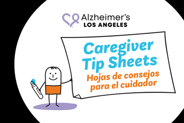 Caregiver Tip Sheets cover page