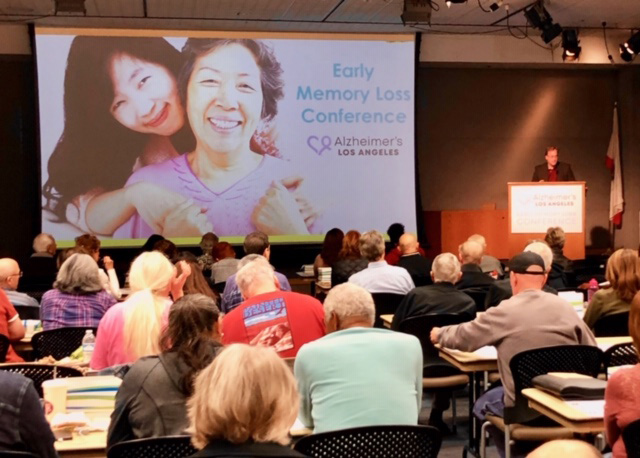 Early Memory Loss Conference 04-2019