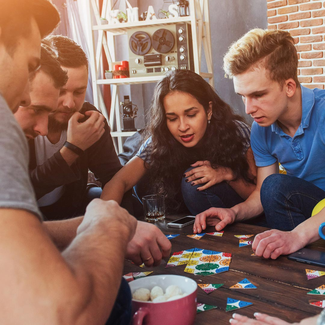 wellness4ALZ - Plan a Game Night