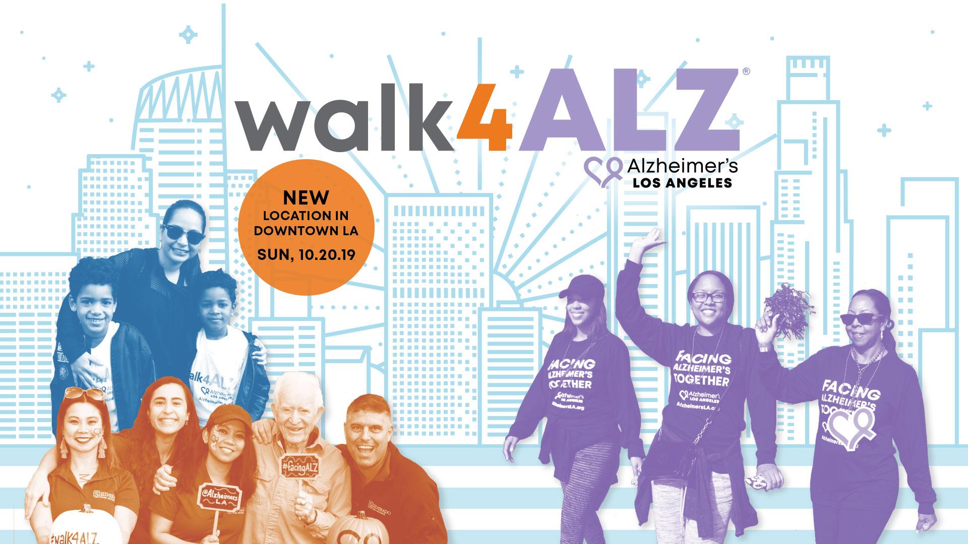 walk4ALZ LA 2019