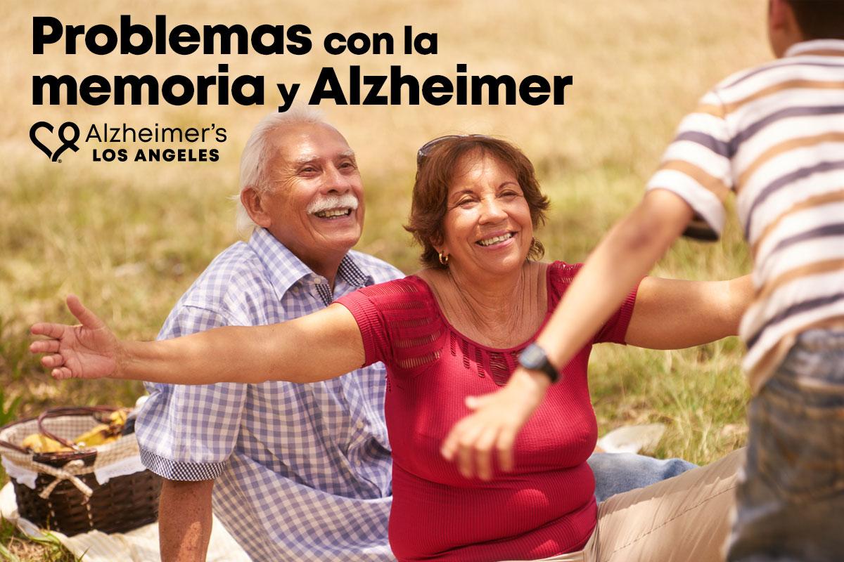 Problemas con la memoria y Alzheimer