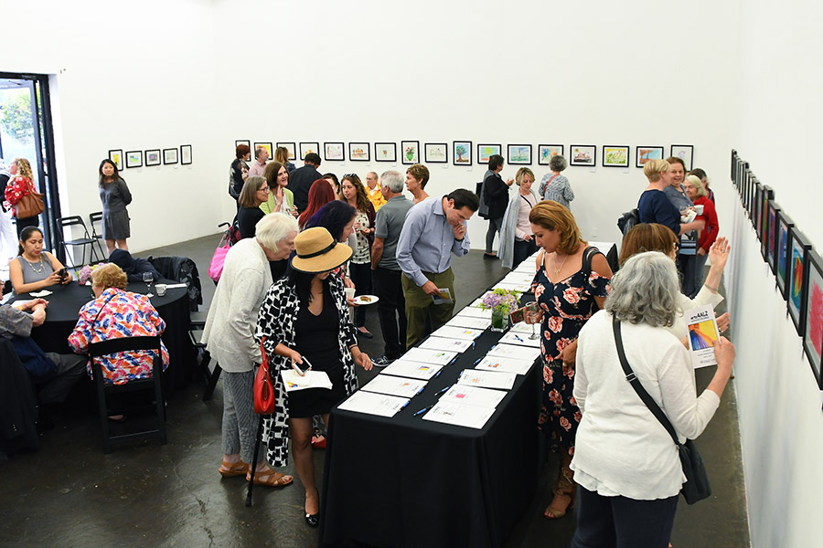 Memories in the Making Exhibition & Auction 2019